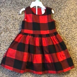 A fall dress for your little one!